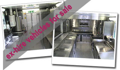 Mobile Kitchen Hire - Location Catering Hire Company